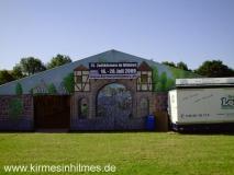 2009 - Aufbau